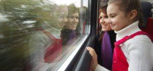 Проезд ребенка на поезде Невский экспресс